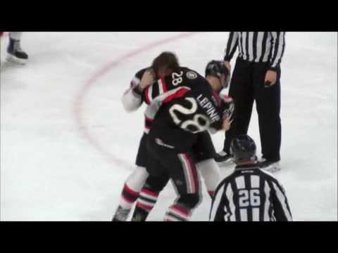 Guillaume Lepine vs. Luke Gazdic