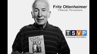Fritz Ottenheimer: In My Own Words