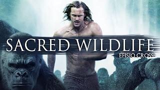 """Sacred Wildlife"" | Efisio Cross"