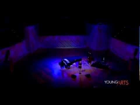 YoungArts Finalist Laila Smith sings Spring Can Really Hang You Up The Most