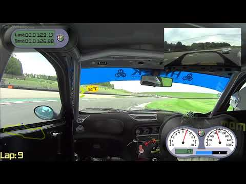Donington 2021 – Race 1 – Richard Ford