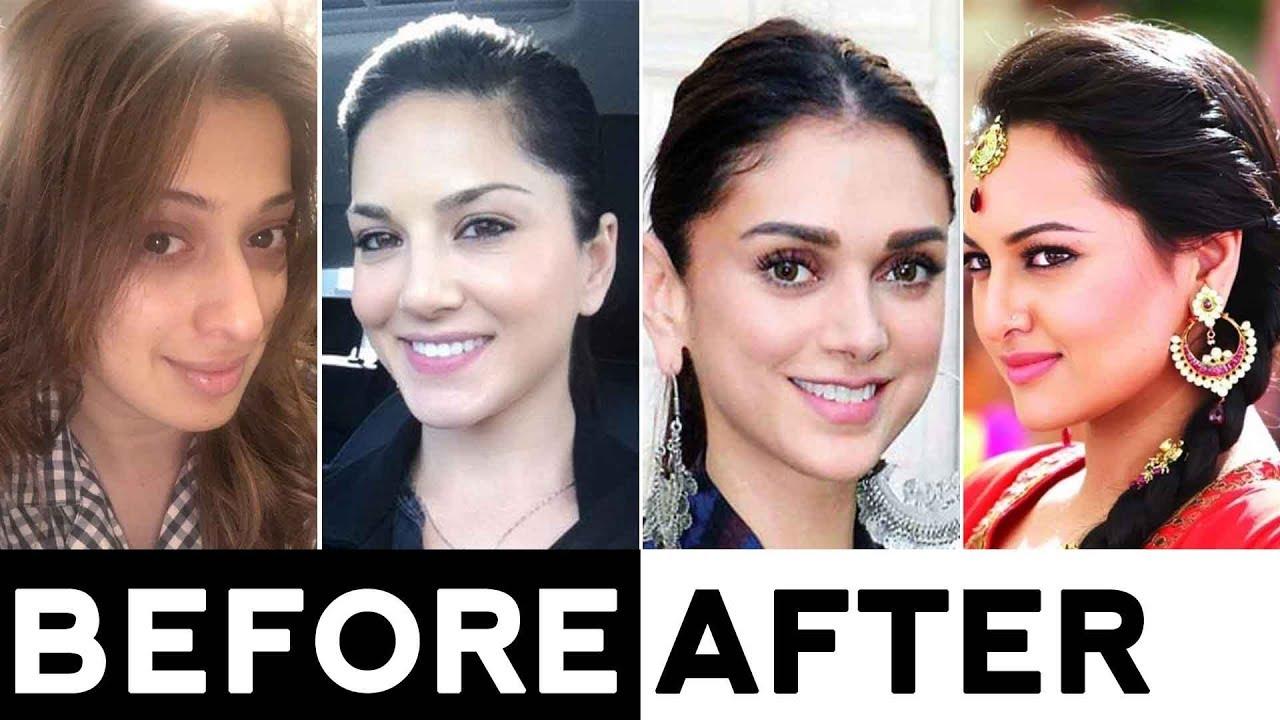 shocking pics of indian actress without makeup|2017 latest