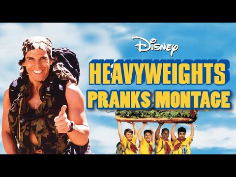 Heavyweights Pranks Montage: Camp Hope Song