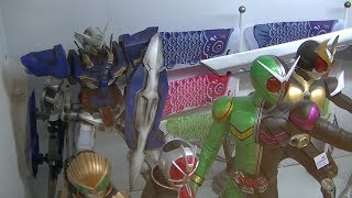preview picture of video 'Discussing Gundams, Star Parade Cosplay, P6'