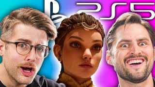 Will the PS5 be BETTER than PC? - TalkLinked #7