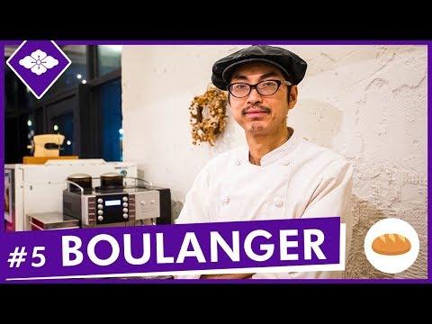 BOULANGER AU JAPON L'INTERVIEW