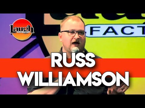 Russ Williamson   Waiting Tables and Bubba Gump   Laugh Factory Chicago Stand Up Comedy
