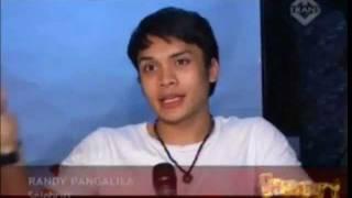 INSERT  Menguak Identitas Pacar Randy Pangalila