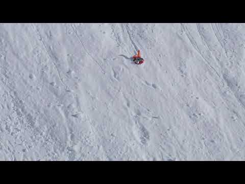 Angel Collinson Survives Fall Down 1,000-Foot Alaskan Face