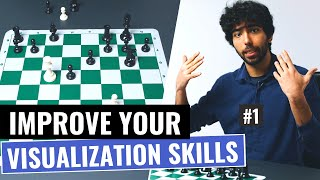 How to Improve your Chess Visualization? | Chess Vision and Calculation Training | Alex Astaneh
