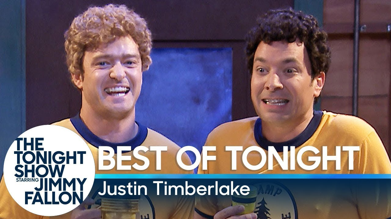 Best of Justin Timberlake on The Tonight Show thumbnail