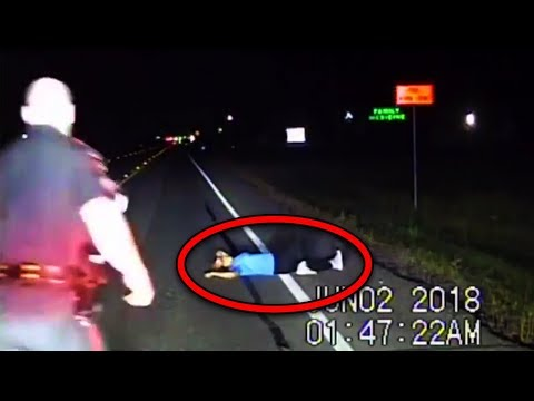 Top 15 Scary Encounters Caught on Dashcam