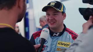 Jari Huttunen and Martin Vlcek - Bohemia Rally 2020 - summary