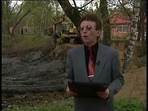 История села Спасское-Телешово. 05.2006 видео