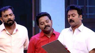 Thakarppan Comedy I Entry of Sethurama Iyer CBI on the floor.. I Mazhavil Manorama