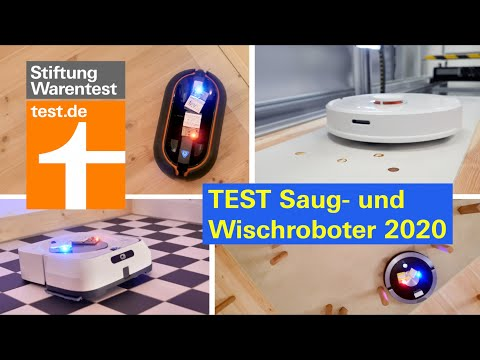 Test Saug-Wischroboter 2020: Besser Wischroboter oder Kombigerät? Staubsauger-Roboter im Vergleich