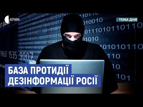 База протидії дезінформації РФ | Золотухін, Макарук | Тема дня