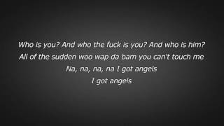 Angels Chance - The Rapper feat  Saba (Lyrics) New English Song 2016