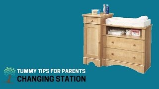 Tummy Safe Tips For Parents: The Changing Table
