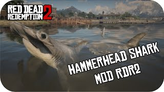 Hammerhead Shark Mod