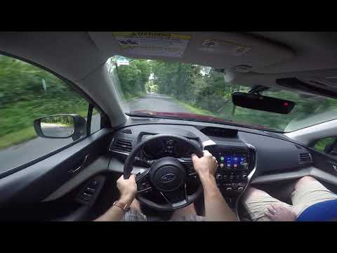 Driving a Subaru Ascent for the First Time