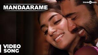 Official : Mandaarame Video Song | Ohm Shanthi Oshaana | Nivin Pauly, Nazriya Nazim