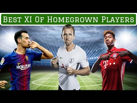 Best XI of Homegrown Players