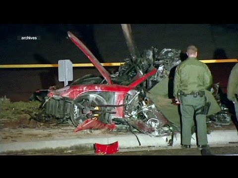 ΗΠΑ: «Αθωώθηκε» η μοιραία Porsche για τον τραγικό θάνατο του Πολ Γουόκερ