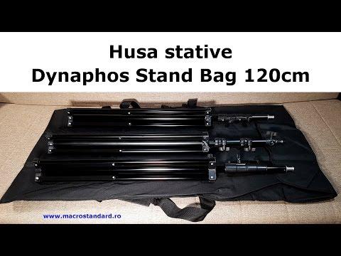 Prezentare Husa stative Dynaphos Stand Bag 120cm