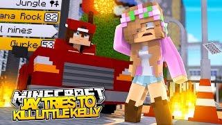JAY TRIES TO KILL LITTLE KELLY! Minecraft Ex Boyfriend (Custom Roleplay)