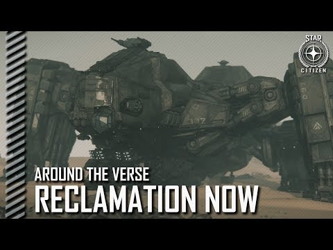 Around the Verse - Reclamation Now