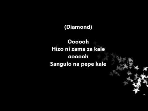 WCB WASAFI-ZILIPENDWA Lyrics