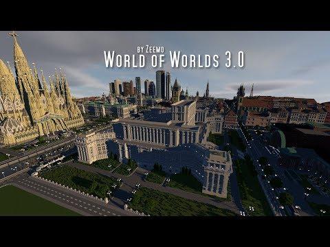 World of worlds minecraft project world of worlds gumiabroncs Choice Image
