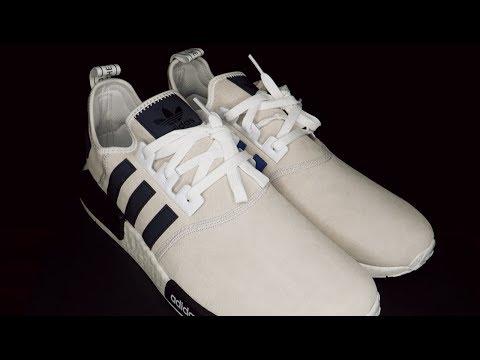 sale retailer 1eb82 2f53b Adidas NMD R1 Unboxing Review - Random Sei