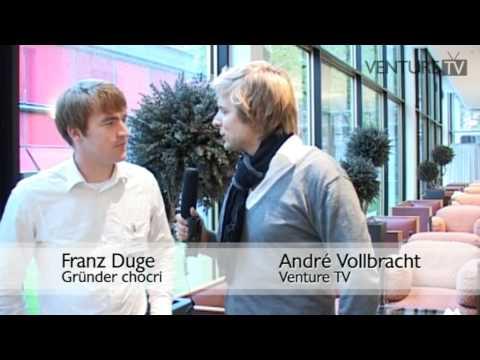 Sehenswert: Franz Duge von chocri im Interview