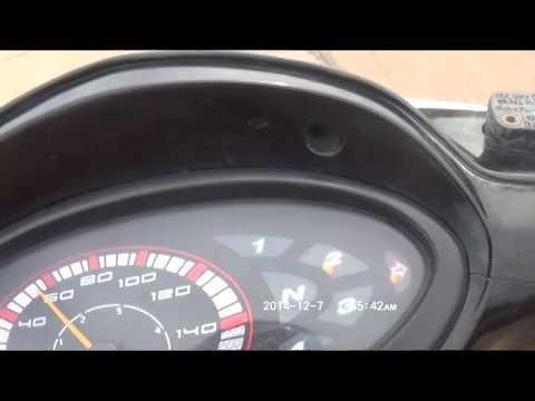 Top Speed Karisma X 125 Full Standar