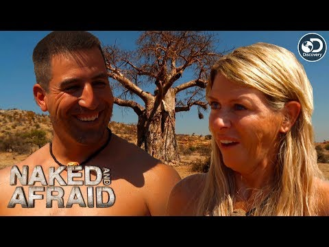 All-Star Survivalists Pair Up with Amateurs   Naked and Afraid