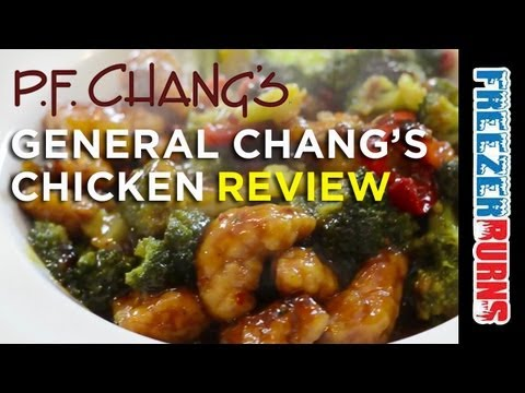 PF Chang's General Chang Chicken Review: Freezerburns (Ep582) Featuring Cooking with Jack