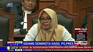 Saksi Prabowo-Sandi Sebut Jalan di Juwangi Tak Beraspal