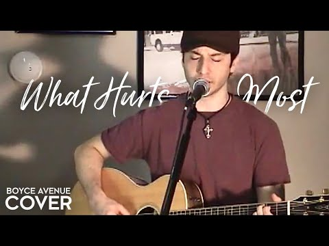 Download Boyce Avenue What Hurts The Most Mp3 Mp4 Music Online Tontenk Songs