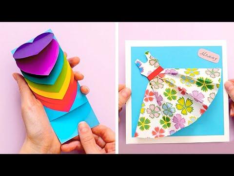 24 Cartões fofinhos