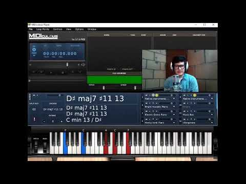 Download Way Maker B Sinach Piano Tutorial Video 3GP Mp4 FLV