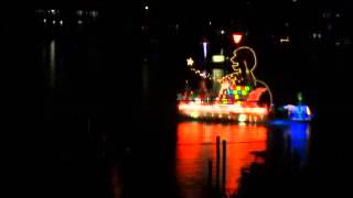 NC Holiday flotilla 2013 4 - Video Youtube