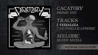 Cacatory - (2 song)  Promo 2015