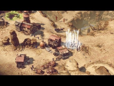 SPELLFORCE 3  - ORCS Faction GamePlay - Real Time Strategy RPG 2017