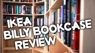Ikea BILLY Bookcase Review Is It Worth It
