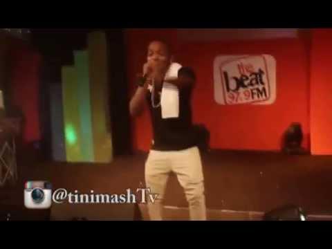 Olamide's Performance At Beat 97.9 FM Ibadan Launch Concert