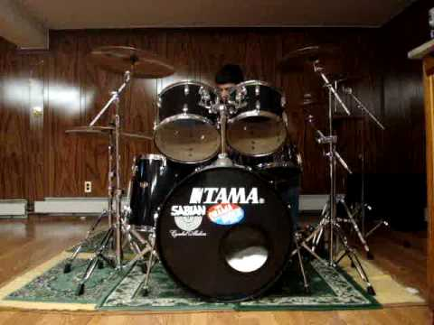 Sepsis - OTEP Drum Cover