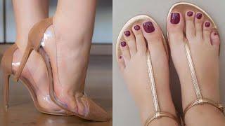 New Stylish Footwear Designs For Women
