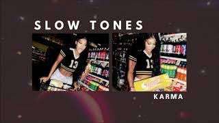 Karma   Summer Walker (slowed + Reverb)